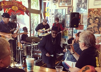 Soulard Blues Band Releases Its Eleventh Album — But Who's Counting?