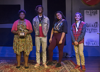 St. Louis Youth Poetry Slam Team Is Competing in an International Competition