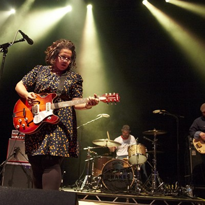 Alabama Shakes at the Pageant