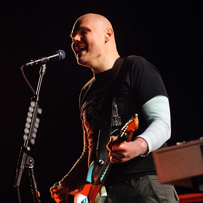 Smashing Pumpkins at Chaifetz Arena, October 18, 2012