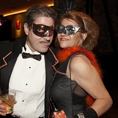 Grand Sultans of Excess Halloween