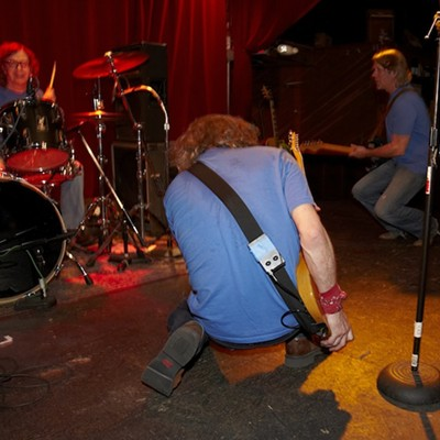 The Rainmakers at Off Broadway