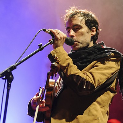 Andrew Bird at the Pageant