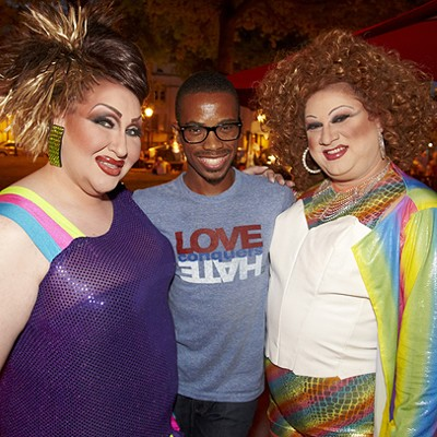 St. Louis Pride Kick Off Party