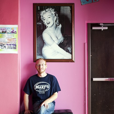 Hamburger Mary's Strolls into St. Louis