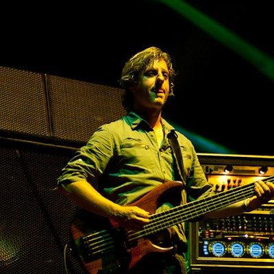 Phish at Chaifetz Arena