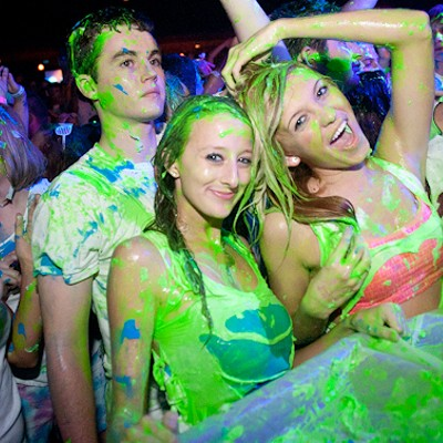 Dayglow at the Pageant