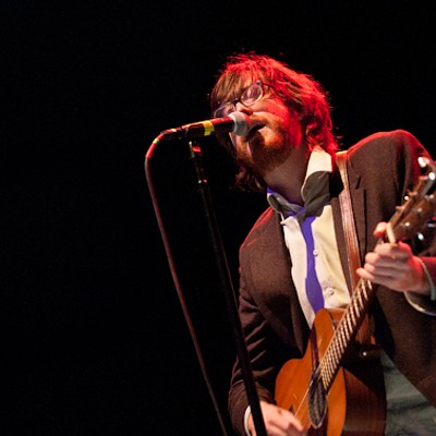 Okkervil River at the Pageant