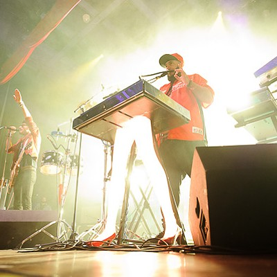 Chromeo at the Pageant