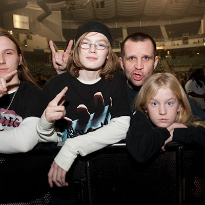 Judas Priest at the Family Arena