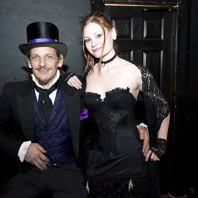 Steampunk Winter Masquerade at the Crack Fox