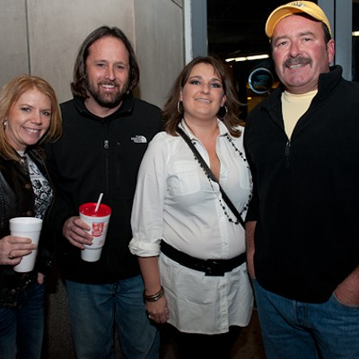 Bob Seger at Scottrade Center