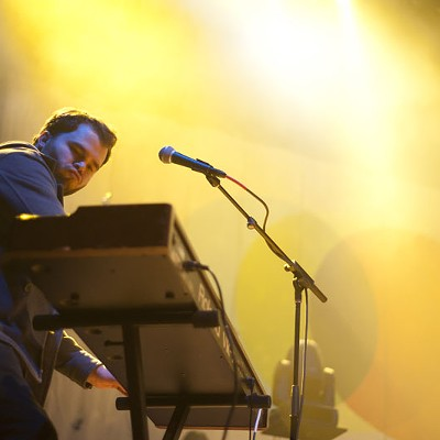 Jack's Mannequin at the Pageant