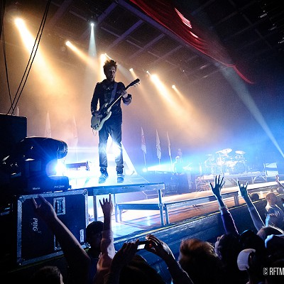 30 Seconds to Mars at the Pageant
