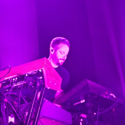 STS9 at the Pageant