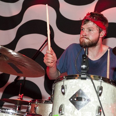 The Black Angels at the Old Rock House