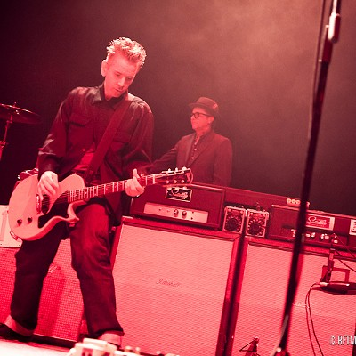 Social Distortion at the Pageant