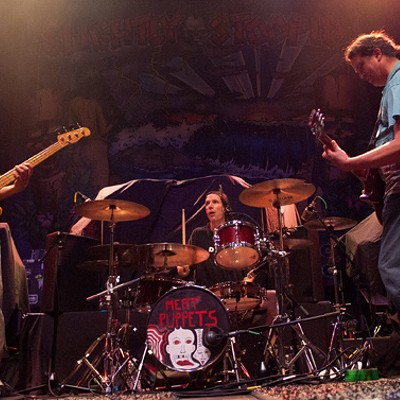Meat Puppets and Slightly Stoopid at the Pageant