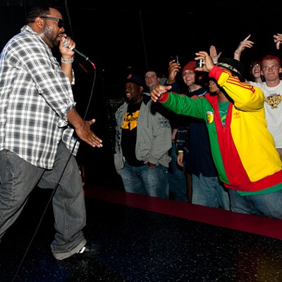 Raekwon at the Firebird