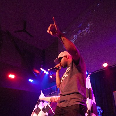 Curren$y at the Old Rock House