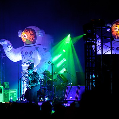 Primus at the Pageant