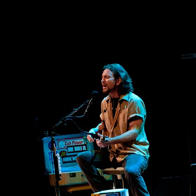 Eddie Vedder at the Fox Theatre