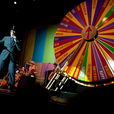 Elvis Costello at the Pageant