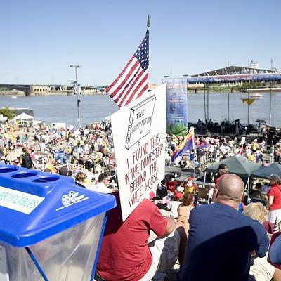 Gateway to November Tea Party Rally, 9/12/10