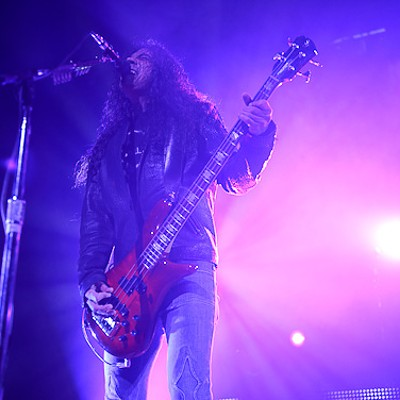 Alice In Chains, Deftones and Mastodon at the Scottrade Center