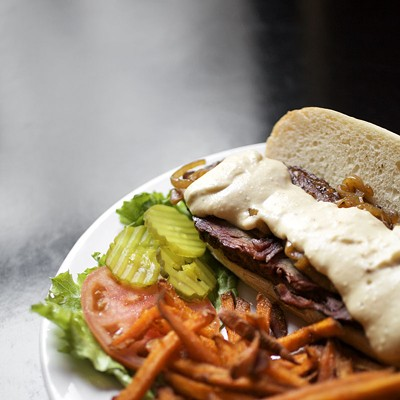 The Market Grill: A Pig Flies in Soulard