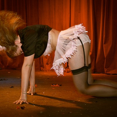 The Shimmy Showdown at Off Broadway