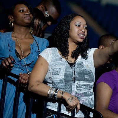 MLK Day Concert at Chaifetz Arena