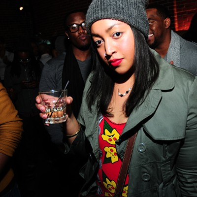 Solange Knowles at Exo