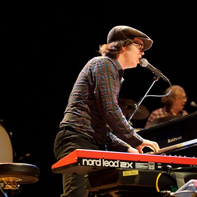 Ben Folds at the Pageant