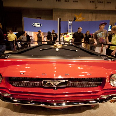 The 2011 St. Louis Auto Show