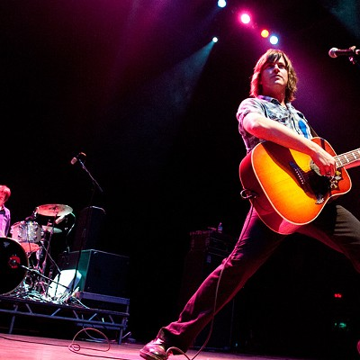 Old 97's and Those Darlins at the Pageant