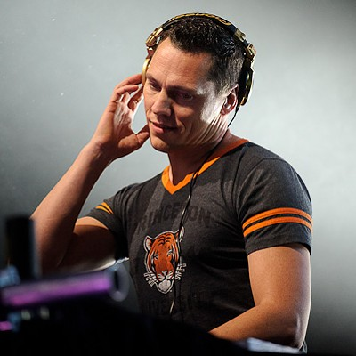 Tiesto at the Pageant