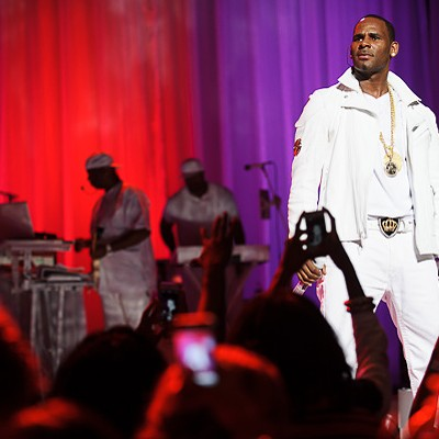 R Kelly at the Fox Theatre