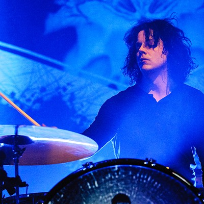 The Dead Weather at the Pageant, 4/24/10
