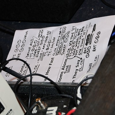 Brian Jonestown Massacre at Off Broadway, 6/11/10