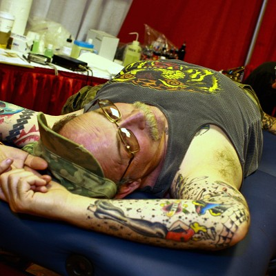 Immersed in Ink Tattoo Tour