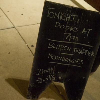 Blitzen Trapper at Off Broadway, 6/21/10