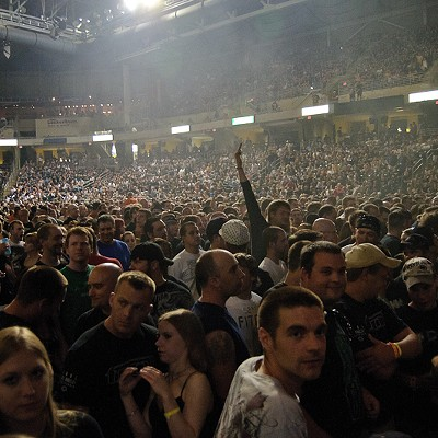Tool at Family Arena, 6/26/10