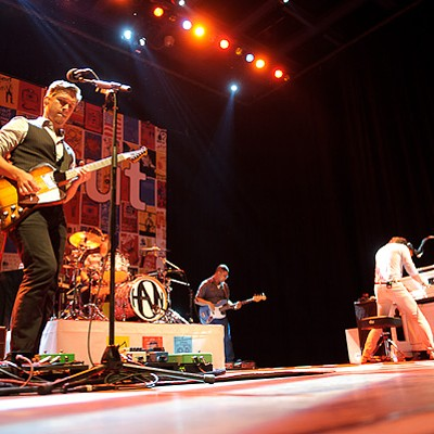 Hanson at the Pageant, 8/5/10
