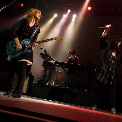Heart at the Family Arena, 9/4/10