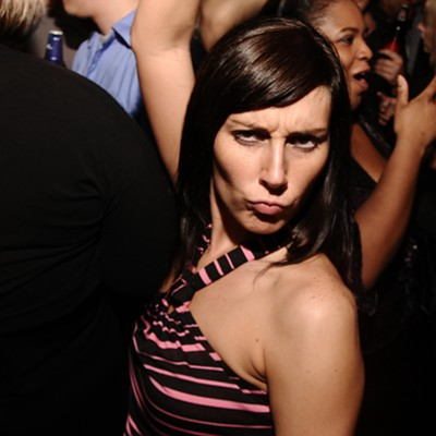 Masquerade Ball at Home Nightclub