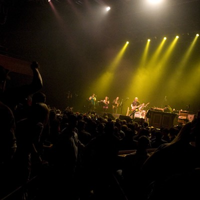 Trey Anastasio of Phish at the Pageant