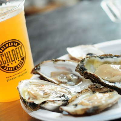 34,500 Oysters, 9,000 Pints of Beer at Schlafly Tap Room