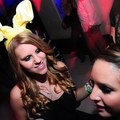 Playboy Easter Bunny Party at Lure