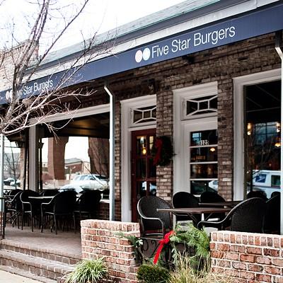Steve Gontram's Five Star Burgers